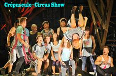 https://flic.kr/p/yeciWo | Crépuscule - Circus Show : Watch Trailer | youtu.be/-JOAJRbJBgw Crépuscule is the story of grown-up children who have created a floating village. It exists suspended between before and after, day and night. Crépuscule is also a world-class troop of circus artists that is coming to the Agora and preparing a celebration filled with beauty and life.