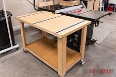 Home Shop Projects Jigs How To Make A Table Saw Sled (FREE Plans) How To Make A Table Saw Sled (FREE Plans) By Brad Rodriguez Today I'm going to show you how to make a table saw sled for your shop. Table Saw Crosscut Sled, Table Saw Sled, Diy Table Saw, Table Saw Workbench, Diy Workbench, Build A Table, Make A Table, Tablesaw Outfeed Table, Workbenches