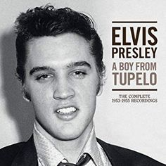 Elvis Presley - A Boy From Tupelo: The Complete Recordings [New CD] With Booklet, Boxed Set. Title: A Boy From Tupelo: The Complete Recordings. Three CD archive release from the 'King Of Rock 'n' Roll'. Elvis Presley Posters, Elvis Presley Albums, Elvis Presley Photos, Jerry Lee Lewis, Roy Orbison, Jimmy Carter, Led Zeppelin, Memphis, Mississippi