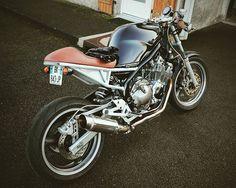 Yamaha XJ600 Custom Héritage Motorcycles, Belfort @heritagemotorcycles Project #001
