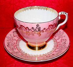 royal grafton newport pink blush cup and saucer