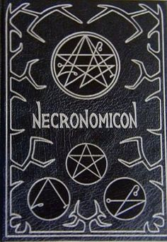 Download the Necronomicon in different versions and the complete works of H. P. Lovecraft as free Public Domain PDFs