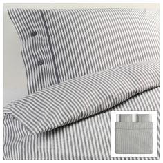 NYPONROS Dekbedovertrek met 2 slopen - 240x220/50x60 cm - IKEA