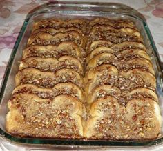 Baked Apple French Toast - HowToInstructions.Us