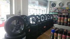 Summer's here-new stock of VW T5 Transporter alloy wheels just arrived. #vwt5 #alloywheels