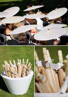 Seven Summer Wedding Items to Keep Your Guests Cool and Comfortable | Wedding Party