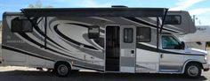 2011 Used Forest River Sunseeker 3120DS Class C in New Mexico NM.Recreational Vehicle, rv, 2011 Forest River Sunseeker 3120DS, 2011 Sunseeker by Forest River - Motorhome (Class C) - Two slides 32'. This is a painted coach (Silver & Black). It is well kept inside and out. Maintenance records available. Very classy looking RV with lots of extras including automatic leveling jacks, new microwave, newer tires (Michelin) and more. This is not your average faded white RV this is a step above with…