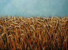 16x20 Print of oil painting Wheat by Roz by RozArt on Etsy https://www.etsy.com/listing/62768578/16x20-print-of-oil-painting-wheat-by-roz