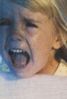 "Heather O'Rourke en  ""Poltergeist"", 1982"