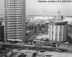 Cool old pictures of Cowtown - Page 5 - Calgarypuck Forums - The Unofficial Calgary Flames Fan Community I Am Canadian, Wild West, Old Pictures, Calgary, New York Skyline, Canada, Community, History, Historia