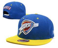 online store 5ec9b 4dc32 Oklahoma City Thunder Snapback Hats New Era Cap, Oklahoma City Thunder, Snapback  Hats,