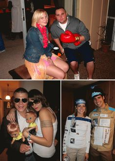 The 25 Best Couple Costumes Ever | Brit + Co.