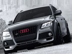 Audi Q5 Widetrack by A. Kahn Design