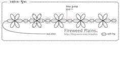 Daisy bracelet 2013 (with beads) (C) tattingweed 데이지 팔찌 No commercial use. No copy. No distribute. #tatting #tattinglace #bracelet #flower #jewelry See photo here: https://www.instagram.com/p/BD-xNGfQx0x/