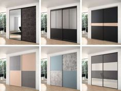 61 Meilleures Images Du Tableau Portes De Placard By Sogal Doors
