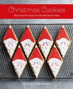 Cute Christmas Cookies, Christmas Cookie Exchange, Holiday Cookies, Christmas Snacks, Milkshake Bar, Coconut Snowballs, Pretzel Cookies, Hot Chocolate Cookies, Sweet Dough