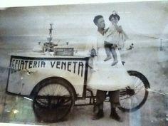 Gelato vintage.