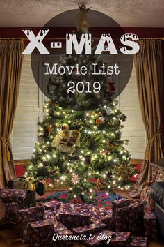Who loves x-mas movies like we do? Enjoy this list of movies. Christmas Movies List, Xmas, Christmas Tree, Movie List, Winter Time, Entertainment, Lifestyle, Holiday Decor, Blog