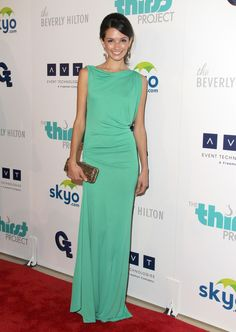 Alice Greczyn At The 4th Annual Thirst Gala
