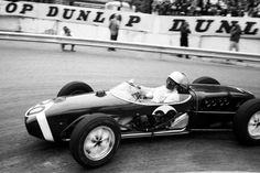 Stirling Moss (GBR) drove one of his greatest races in the under-powered Rob Walker Lotus 18 to take victory in the opening race of the season and the first in the new litre engine formula. Monaco Grand Prix, Monte Carlo, 14 May Stirling, Ariel Atom, Ferrari, Honda, Porsche 718, Nissan Trucks, Monaco Grand Prix, Racing Team, F1 Racing