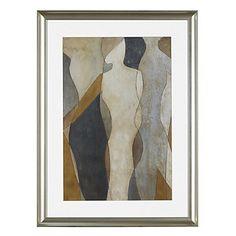 Figure Overlay 1 | Framed Art | Art by Type | Art | Z Gallerie