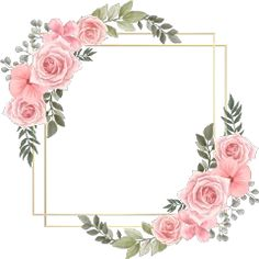 Flower Background Wallpaper, Frame Background, Wallpaper Backgrounds, Flower Background Design, Flower Graphic Design, Tag Templates, Ticket Template, Frame Template, Watercolor Flowers