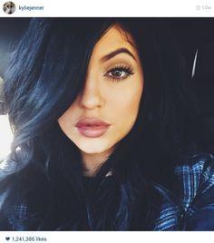Kylie Jenner lips + MAC dupes