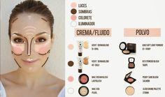 El-look-de-maquillaje-perfecto-resaltador e iluminador