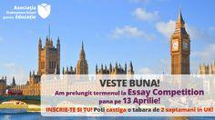 Mai ai o sansa sa castigi o tabara in Marea Britanie! Sansa, Big Ben, Travel, Jacket, Voyage, Viajes, Traveling, Trips, Tourism