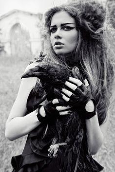 Black Queen by Maria Kirienko (Nava Monde)