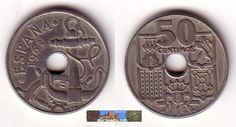 Moneda de 50 céntimos                                                                                                                                                                                 Más