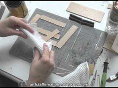 Fairy Furniture video tutorial =)  Part 3 of Fairy School