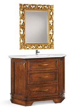 Klasszikus mosdó fiókos - www.montegrappamoblili.hu Vanity, Bathroom, Dressing Tables, Washroom, Powder Room, Bathrooms, Makeup Dresser, Mirror, Bath