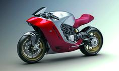 MV Agusta revela moto com estilo por Zagato Indian Motorcycles, Triumph Motorcycles, Concept Motorcycles, Mv Agusta, Motorcycle Design, Motorcycle Style, Bike Design, Super Bikes, Bobber