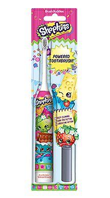 Shopkins Powered Toothbrush