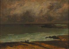 Marine Breton - Charles Cottet