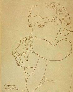 """"""" Henri Matisse: à Lydia (1939) """""""