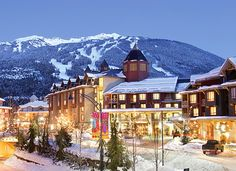 . Whistler – Canada-The splendid resort town, Whistler, is famous for its mountain biking and alpines skiing and will host the Vancouver 2010 Winter Olympic and Paralympic Games. With its spectacular view of snow-covered mountains, you are guaranteed a lovely, romantic .