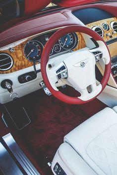 ♂ wheels car interior Bentley Continental GT