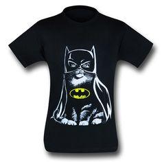 Batman Bat Cat T-Shirt