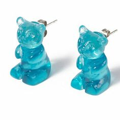 Gummy Bear Front and Back Earrings | Claire's