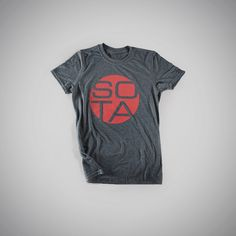 New sota clothing shirt. Really digging the design! sotaclothing.com in Shirt Design
