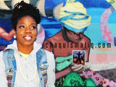 Chaquis Maliq - Harlem Interview