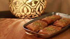 طريقة عمل كلاج بالقشطة - Mouthwatering #kashta #kallaj #recipe