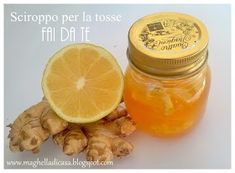 Maghella di casa : SCIROPPO PER LA TOSSE FAI DA TE Natural Life, Natural Health, Home Remedies, Natural Remedies, Bio Food, In Natura, Green Cleaning, Green Life, Homemade Beauty