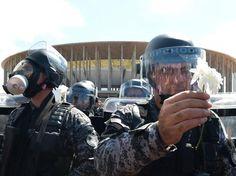 Manifestação em Brasilia