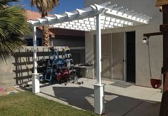 How To Build The Perfect Pergola! – The Garden Glove