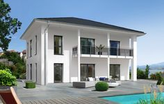 The City Villa 2 offers plenty of space and state-of-the-art living comfort both on the ground floor