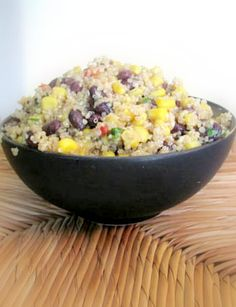 Southwest Quinoa recipe