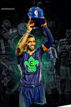 NBA 2014 All Star Game MVP Kyrie Irving